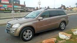 2008 Mercedes-Benz GL-Class 500 BE For Sale