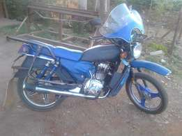 captain motorbike (owner driven since it was bought)