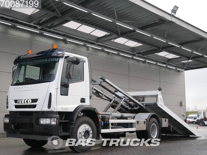 Iveco Eurocargo ML150E22H 4X2 RHD Bergingswagen / Abschleppwage... - 2019