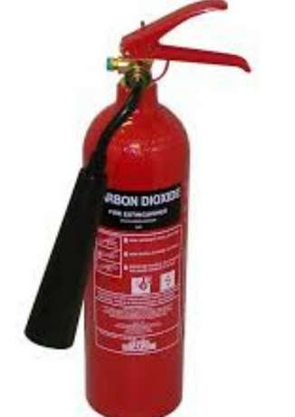 Fire extinguisher Donholm - image 1
