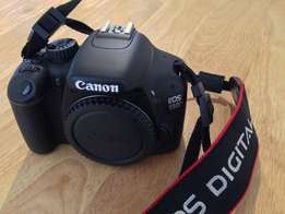 Canon 550D with 64GB and Tamron 18-270mm for sale