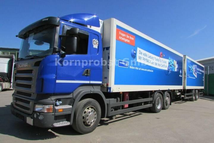 Scania R 400 6x2 LL - KOMPLETTZUG - Nr.: 449 - 2008