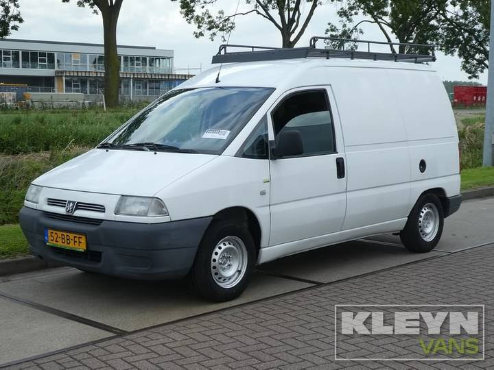 Peugeot EXPERT - 2002