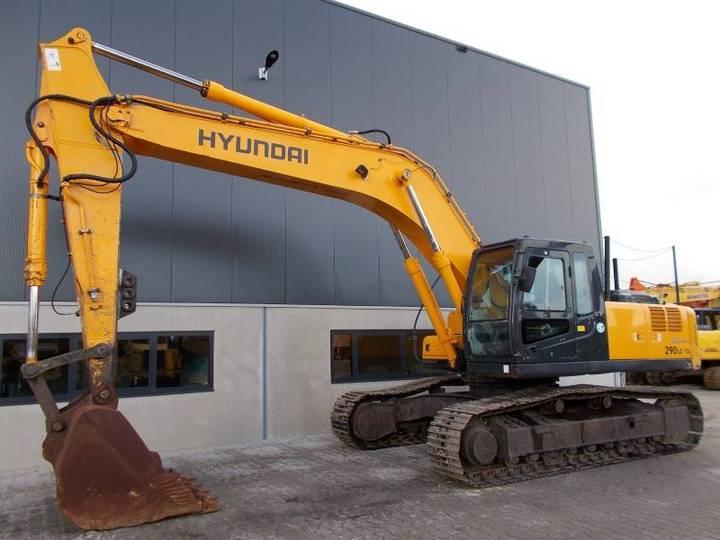 Hyundai Robex 290lc-7 A - 2010