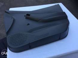 Chev utility 2014 door pads left and right