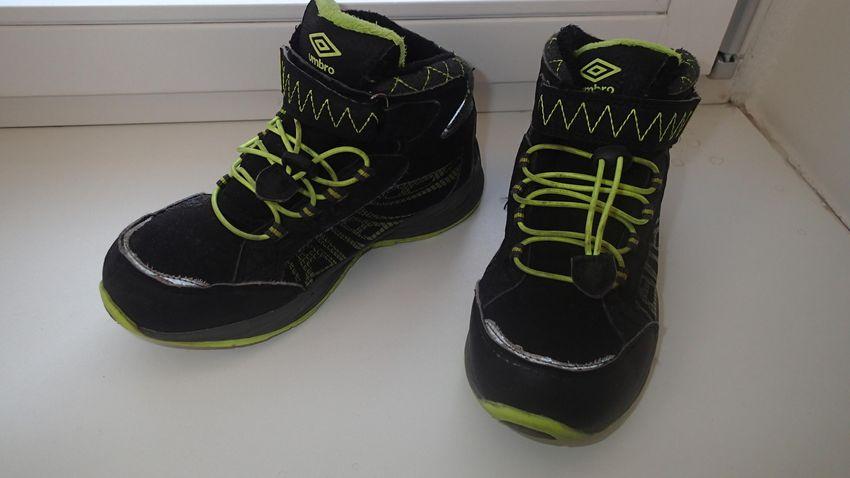 e356dcfd8a1 Zimní membránové boty UMBRO - velikost  33 - Ostatní - 13065203 ...