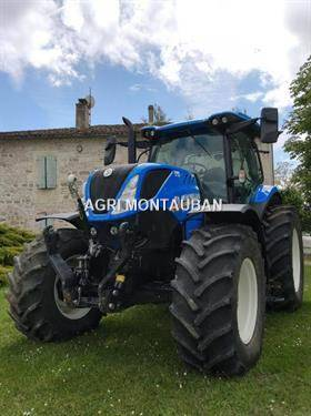 New Holland T7.165 S - 2017