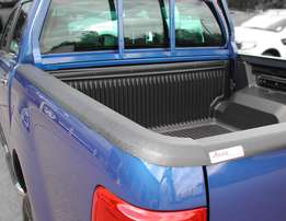 Ford Ranger T6+new shape Aeroklas Binliners FORD UK approved NO DRILLI
