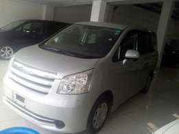 Brand new toyota noah 2009 model on sale.