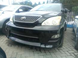 Brand New Toyota Harrier KCK