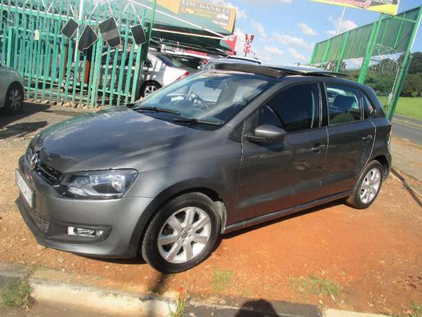 2014 vw polo 6 1.6 comfortline for sale Johannesburg CBD - image 4