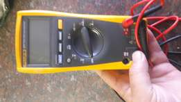 fluke 177 tester still new