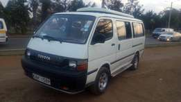 Serious deal Toyota Hiace Buy and drive