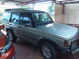 2002 Land Rover Discovery 2 TD5 - For Sale