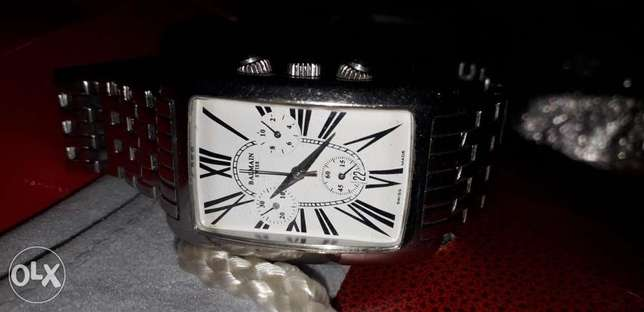 Balmain swiss watch