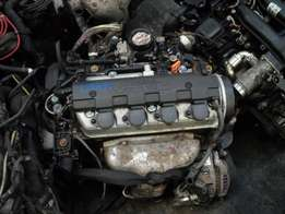 HONDA CIVIC 1.6 16V engine R9000