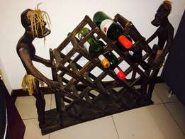 wine rack, CD stand and more.