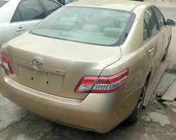 Tokunbo 2010 TOYOTA Camry GOLD
