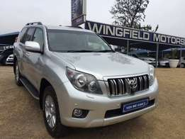 Toyota Prado VX 3.0 Tdi A/T- Mint Condition.