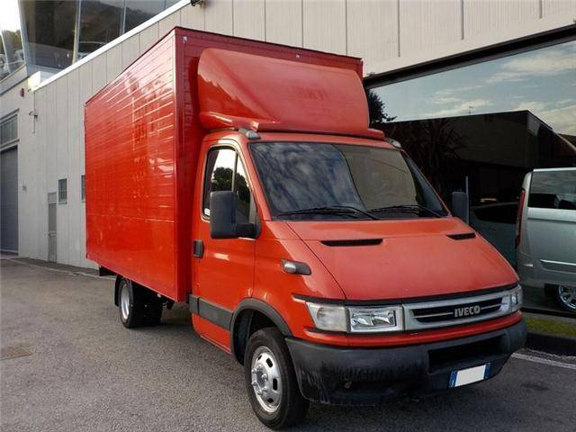 Iveco Daily 35c12 HPI - 2007