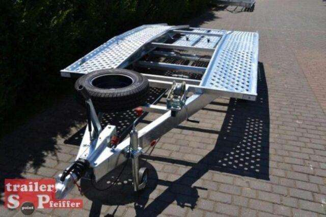 Trailer atlas  2700kg 4 x 2 winde reserverad - image 5