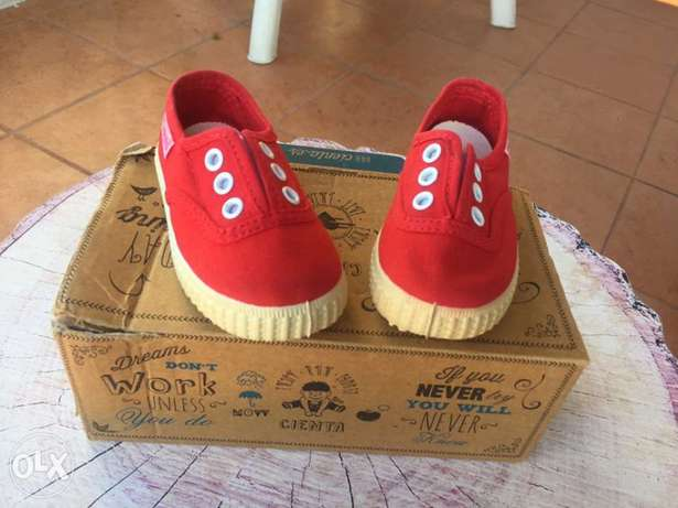Ciento shoes for kids made in spain for 50.000 lbp new