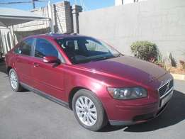 2005 Volvo S40 2.4I Geartronic