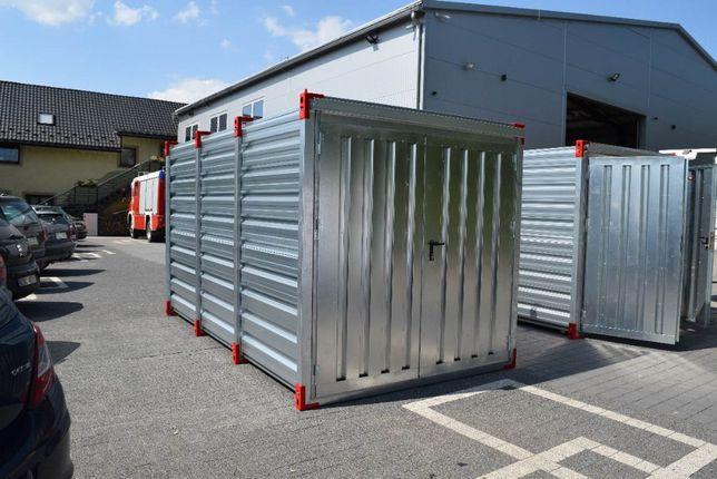 Chłodny Kontener magazynowy kontenery magazynowe PRODUCENT Krasne-Lasocice WC66