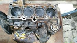 Vw parts and 5speed gearbox