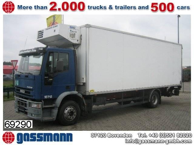 Iveco eurocargo 150 e 27 7,4 m kühlkoffer/lbw, - 2000