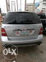 2007 Mercedes Benz ML350 4Matic Up 4sale