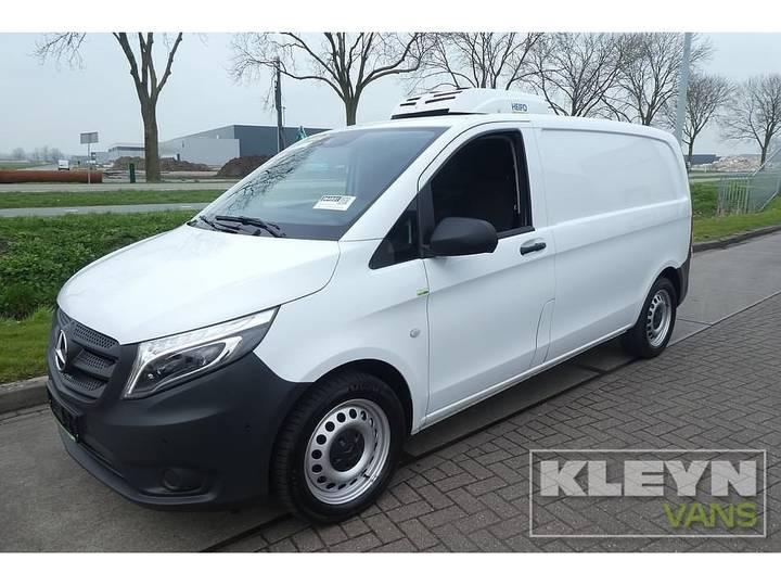 Mercedes-Benz VITO 119 CDI koelwagen automaat - 2016