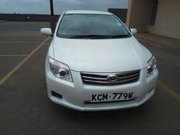 Axio 2010|1500cc|2wd|Genuine low mileage|Back camera|DVD|Owner