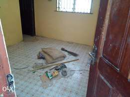 A roomself contain at isheri lady road olowoila bus stop