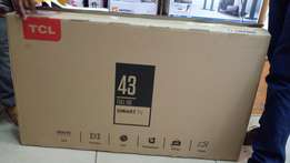LED TV TCL 43 inch smart