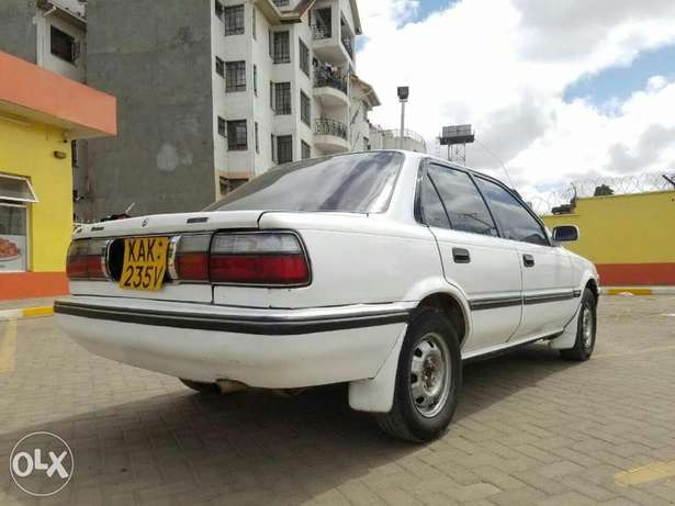 TOYOTA AE 91 EXTREMELY clean for sale Umoja - image 8