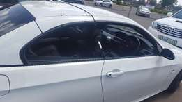 BMW 335I convertible coupe rare and perfect condition very powerfull