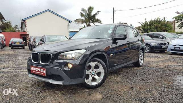 BMW X1, S-Drive18, Black Hurlingham - image 2