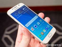 samsung galaxy s6 in a mint condition