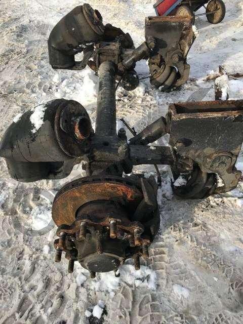 Trailer Ror Lc 89010 Emx Axle For Semi