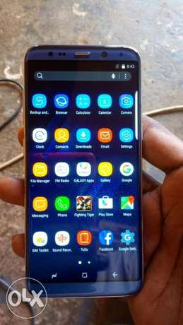 Samsung just call don't chat am offline Kampala - image 1