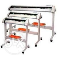 2feet, 4feet plotter machines available