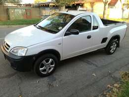 2006 Opel Corsa utility - 1.4L - Good condition - R63,000 cash only