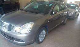 Grey Bluebird sylphy: cash or hire purchase