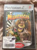 Madagascar PS2 Game