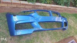Bmw spares F20 M Sport bumpers front and rear