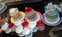 Ex German Gibson Different set of cups from 3800