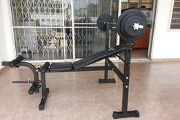 Solid Bench Press