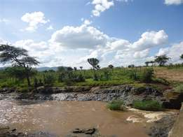 nice 120000 acres in malindi touching galana river on sale