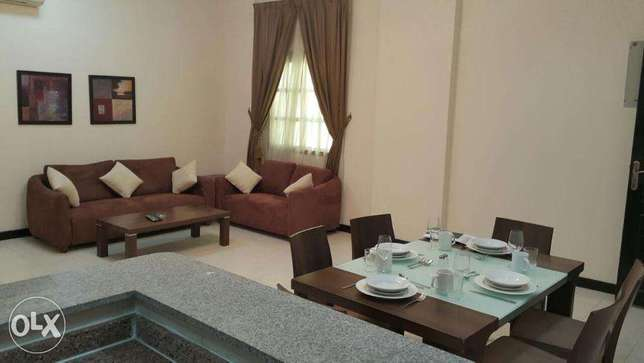 Big- 1 bhk F/F Umm gwalina for short term and long term contract
